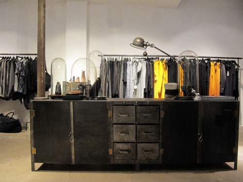 Damir Doma Store, Paris