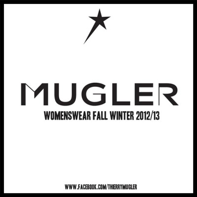 #MUGLER LIVE AW12-13