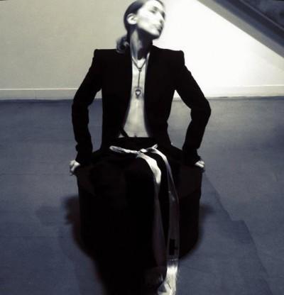 Haider Ackermann womenswear photographed by Nadia Madzzar at ASSIN, Sydney