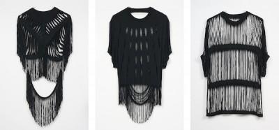 black rags