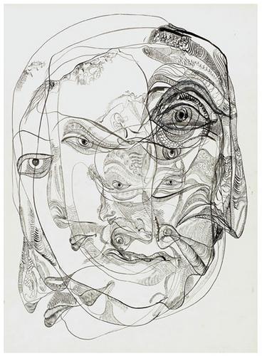 Zurn, Untitled 1965