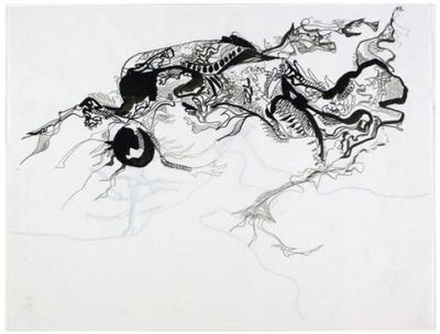 Zurn, Untitled 1967
