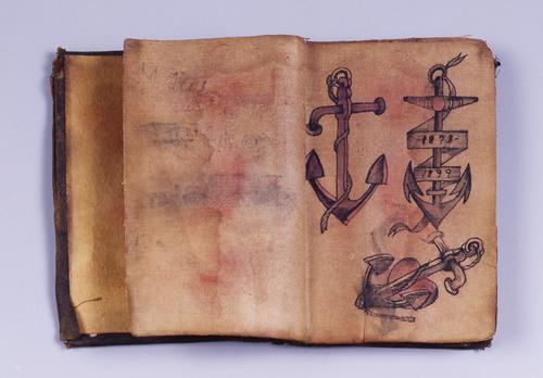 AFAM Tattoo Pattern Book 3